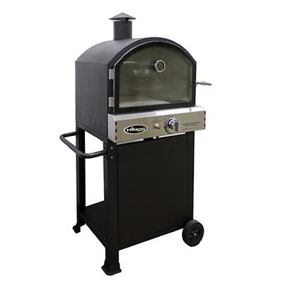 AZ Patio Heaters Pizza Oven Trolley