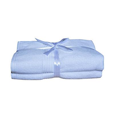 Berkley Jensen Cotton Bath Towel Set, 2 pk. - White