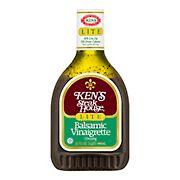 Ken's Steak House Balsamic Vinaigrette Dressing, 32 fl. oz.