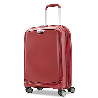 American Tourister On-Board Hardside Carry-On Luggage - Red
