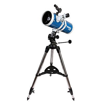 ExploreOne Aurora 114mm Slow Motion AZ Mount Telescope