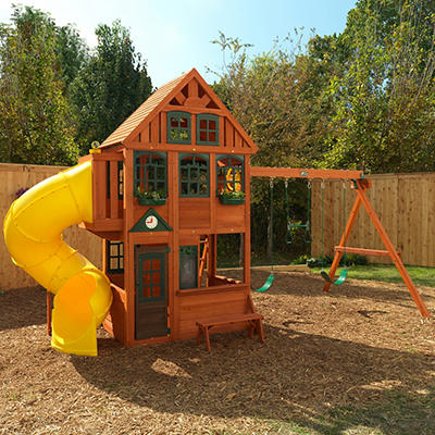 KidKraft Preston Wooden Playset
