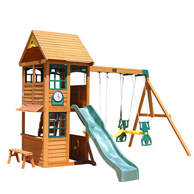 KidKraft Brooksville Wooden Playset