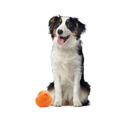 """OurPets Atomic 3"""" Treat Ball"""
