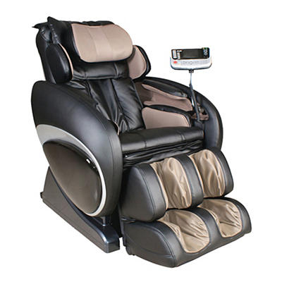 Osaki OS-4000 Zero Gravity Massage Chair - Black