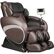 Osaki OS-4000 Zero Gravity Massage Chair - Brown