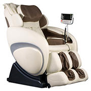 Osaki OS-4000 Zero Gravity Massage Chair - Beige
