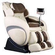 Osaki OS-4000 Zero Gravity Massage Chair - Beige