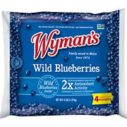 Wyman's of Maine Frozen Wild Blueberries, 4 lbs.