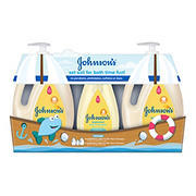 Johnson's Gentle Baby Wash & Shampoo, 2 pk./33.8 fl. oz. Plus 10.2 fl. oz.
