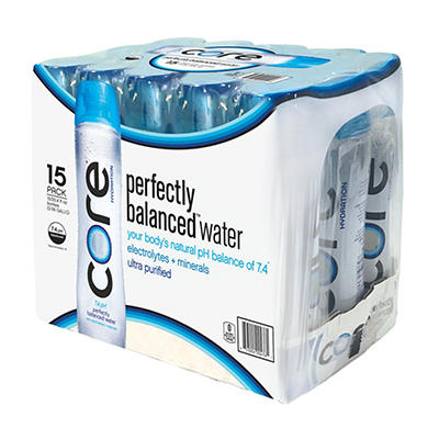 CORE Hydration Nutrient Enhanced Water, 15 pk./30.4 oz.