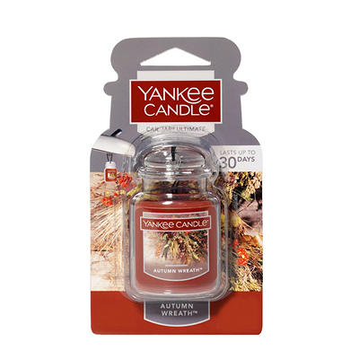 Yankee Candle Car Jar Ultimate - Autumn Wreath