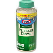 Kraft 100% Grated Parmesan Cheese, 24 oz.