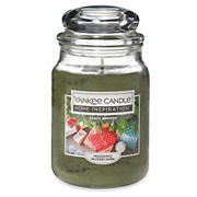 Yankee Candle Jar Candle, 19 oz. - Santa Arrived