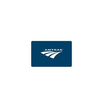 $50 Amtrak Gift Gard