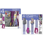 Midwest Gloves & Gear Ladies' Garden Gloves, 4 pk.