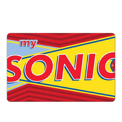 $10 Sonic Gift Card