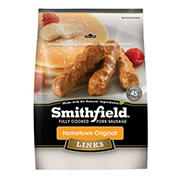 Smithfield Hometown Original Pork Sausage Links, 36 oz.