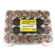 Laromme Mini Cup Cakes, 24 ct.