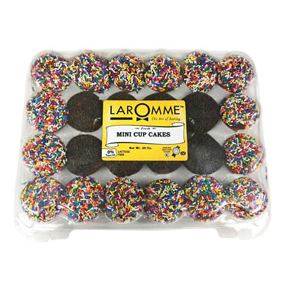 Laromme Mini Cup Cakes, 24 ct.