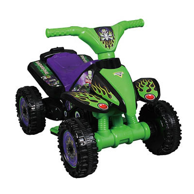 Monster Jam Grave Digger Mini Quad