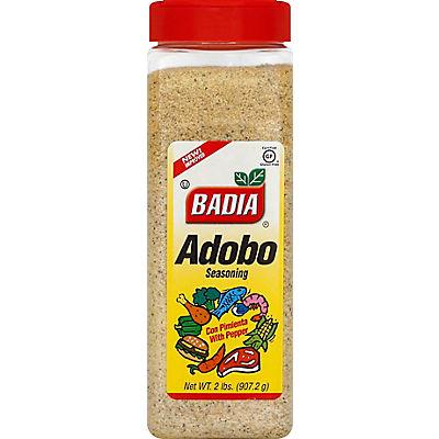 Badia Adobo Seasoning With Pepper, 32 oz.
