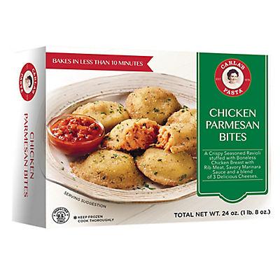 Carla's Pasta Chicken Parmesan Bites, 24 oz.