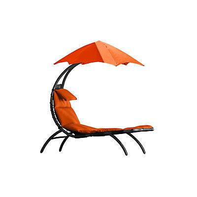 Vivere Original Dream Lounger  - Orange Zest