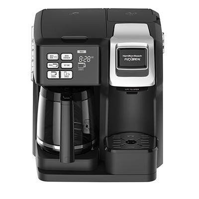 Hamilton Beach FlexBrew 2 in 1 Coffee Maker