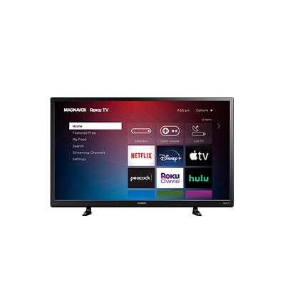 "Magnavox 32MV319R/F7 32"" 720p Smart Roku LED TV"