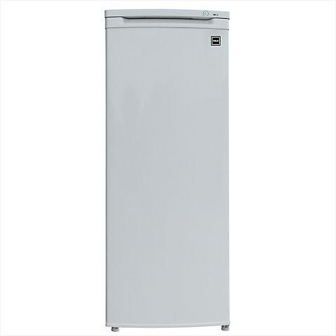 Rca 6 5 Cu Ft Upright White Freezer