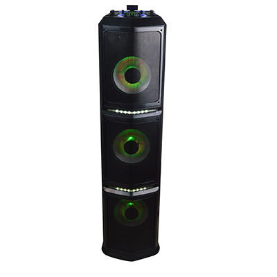 "BriteLite Edison Professional Triple 10"" Subwoofer Party Sound System"