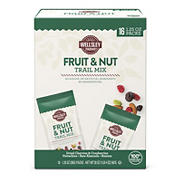 Wellsley Farms Fruit and Nut Trail Mix, 16 pk./1.25 oz.