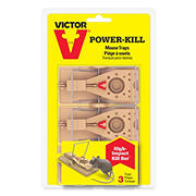Victor Power Mouse Trap, 3 pk.
