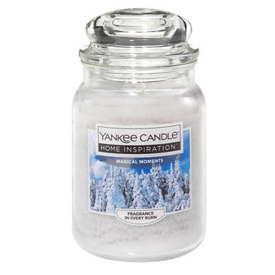 Yankee Candle Magical Moments Candle, 19 oz.