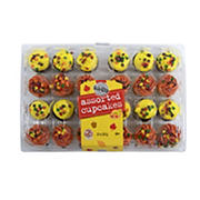 Original Two-Bite Fall Mini Cupcakes, 24 ct.
