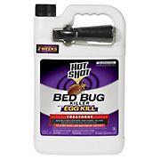 Hot Shot Bed Bug Killer with Egg Kill Treatment, 128 fl. oz.