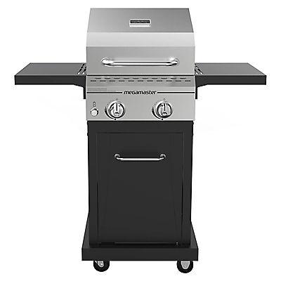 Mega Master 2-Burner Propane Gas Grill