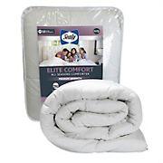 Sealy Elite Comfort All Season Down Alternative Queen/Full Size Comforter