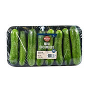 Wellsley Farms Mini Cucumbers, 8 ct.