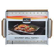 "Mr. Bar-B-Q 16"" x 12"" Grill Topper"