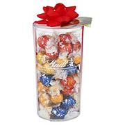 Lindt Assorted Chocolate Gift Jar, 6.8 oz.