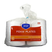 "Berkley Jensen 9"" Foam Plates, 290 ct."