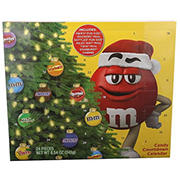 Frankford Mars Candy-countdown Calendar Variety Pack, 24 ct.