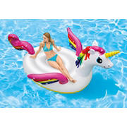 Mega Unicorn Island Pool Float
