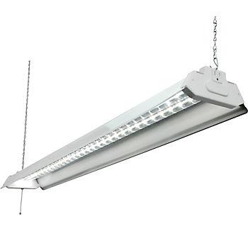 4-Pack Lights Of America LED Shop Lights