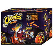 Cheetos Halloween Mini Bags, 54 ct.