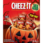 Cheez-It Baked Snack Cheese Crackers, 70 ct./0.38 oz.