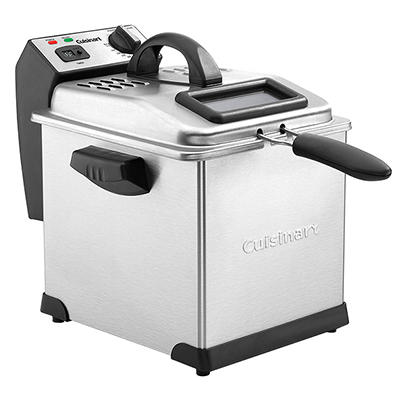 Cuisinart 1.7-Lb. Digital Deep Fryer