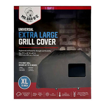"Mr. Bar-B-Q 75"" Grill Cover"